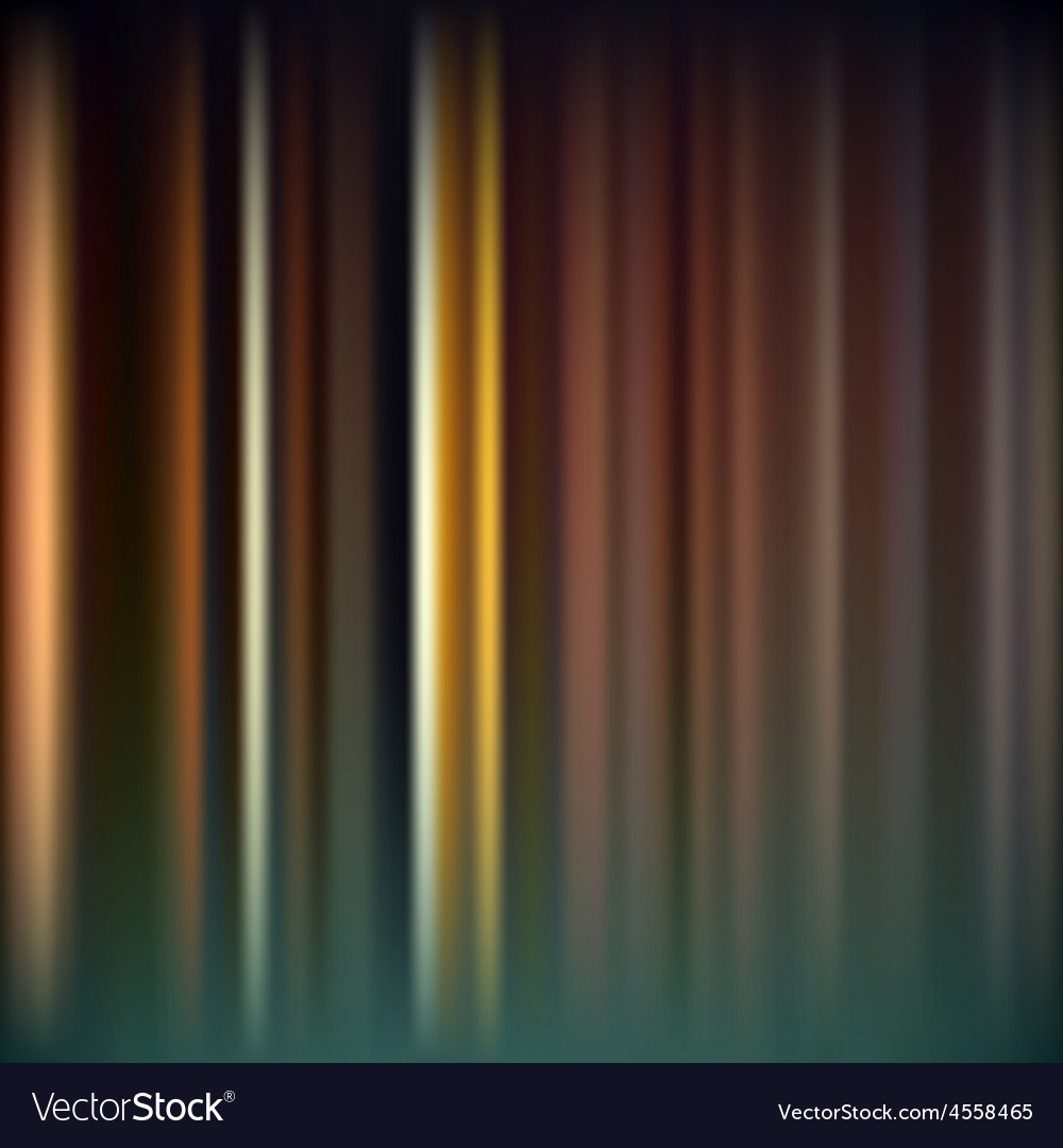 Abstract vertical blur bokeh dark night background vector | Price: 1 Credit (USD $1)