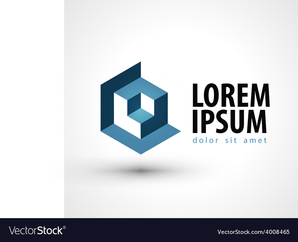 Technology logo design template busines or vector | Price: 1 Credit (USD $1)