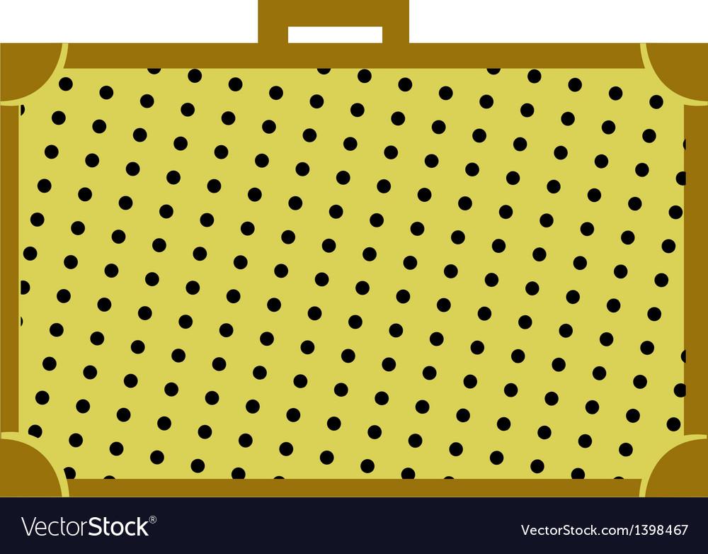Icon briefcase vector | Price: 1 Credit (USD $1)