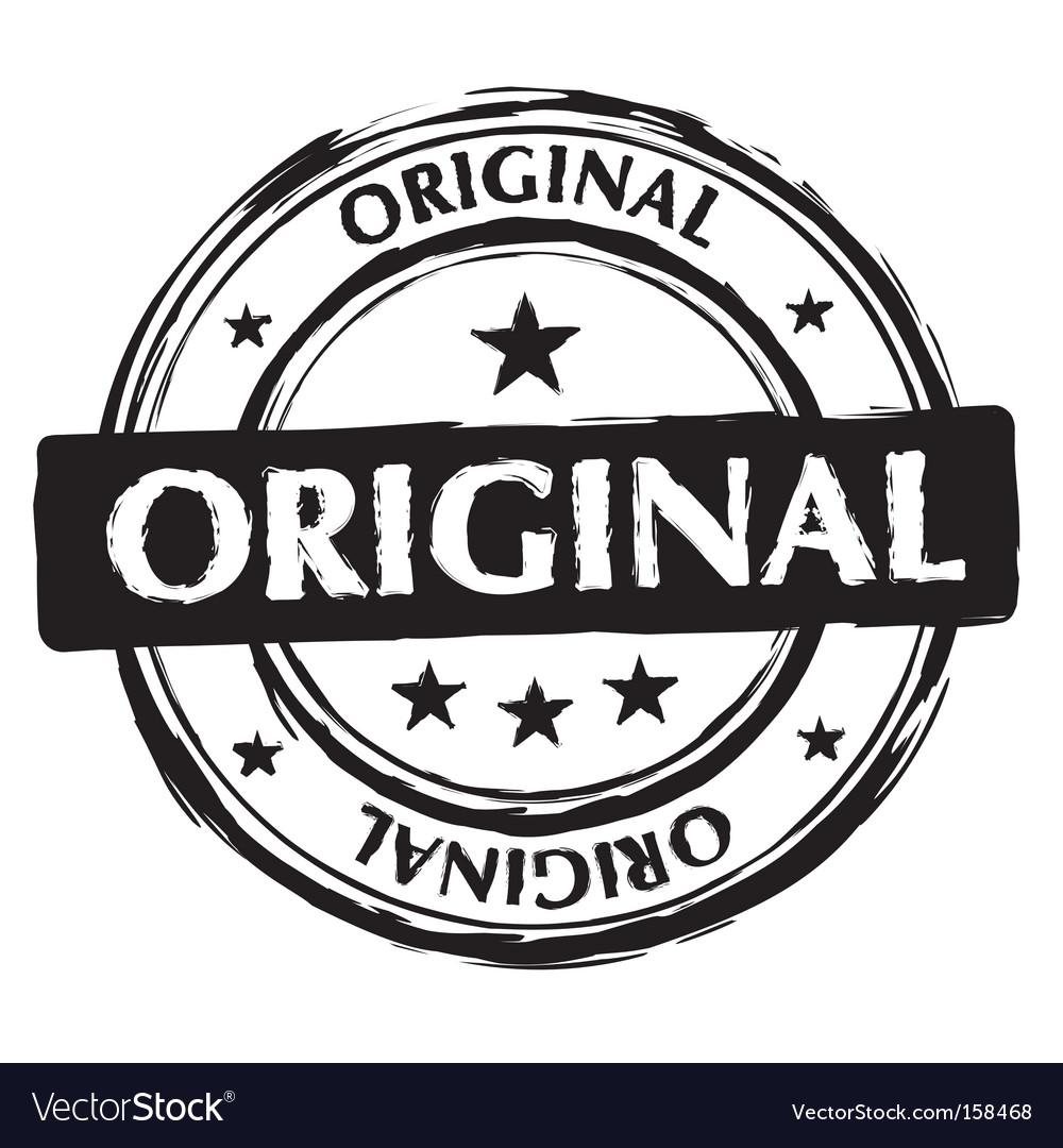 Grunge ink stamp vector | Price: 1 Credit (USD $1)
