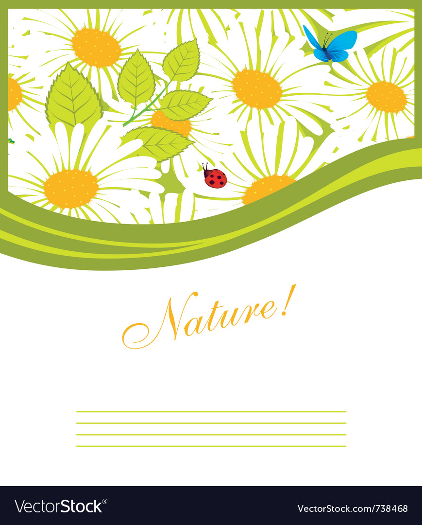 Nature pic vector | Price: 1 Credit (USD $1)