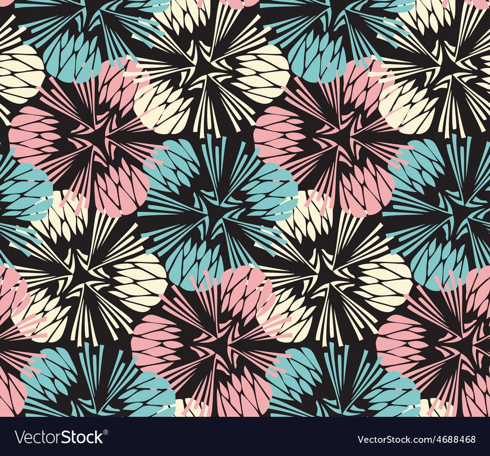 Seamless pattern stylish texture endless vector | Price: 1 Credit (USD $1)