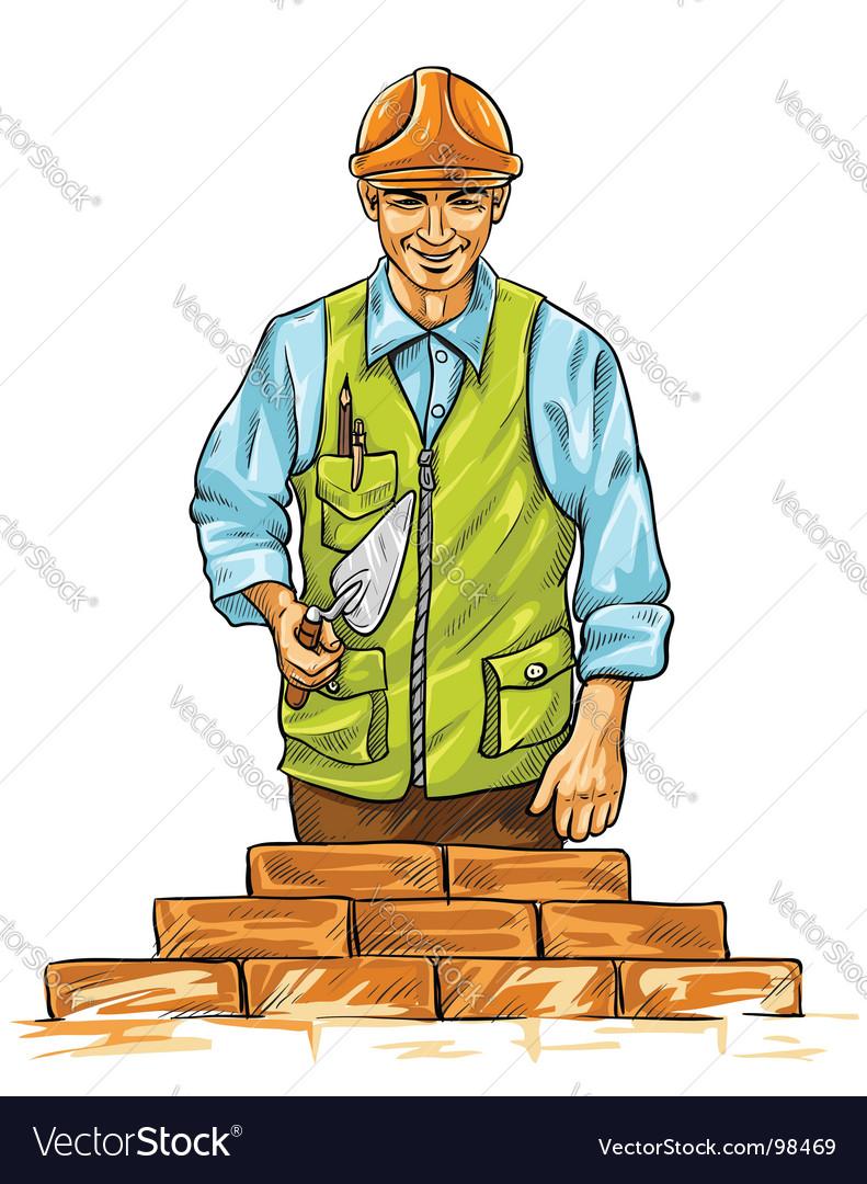 Builder vector | Price: 3 Credit (USD $3)