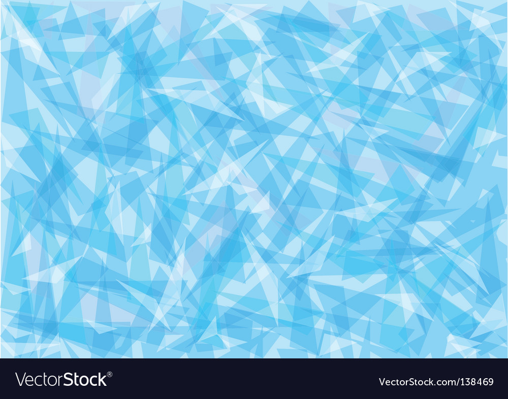 Ice abstract background vector | Price: 1 Credit (USD $1)