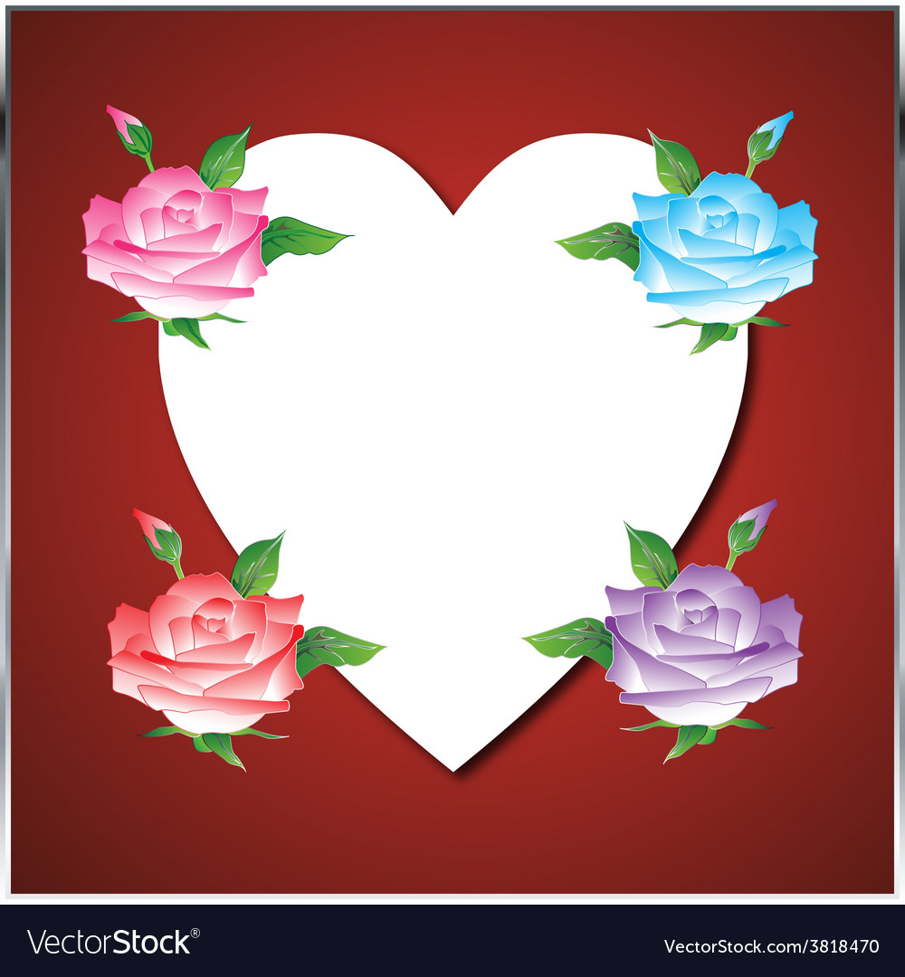 Happy valentines day 5 vector | Price: 1 Credit (USD $1)