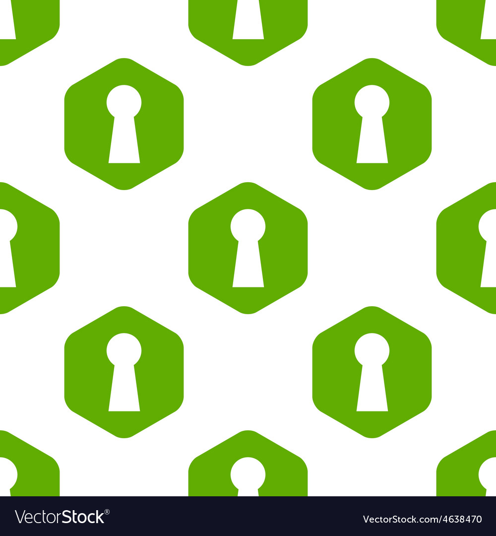 Keyhole pattern vector | Price: 1 Credit (USD $1)