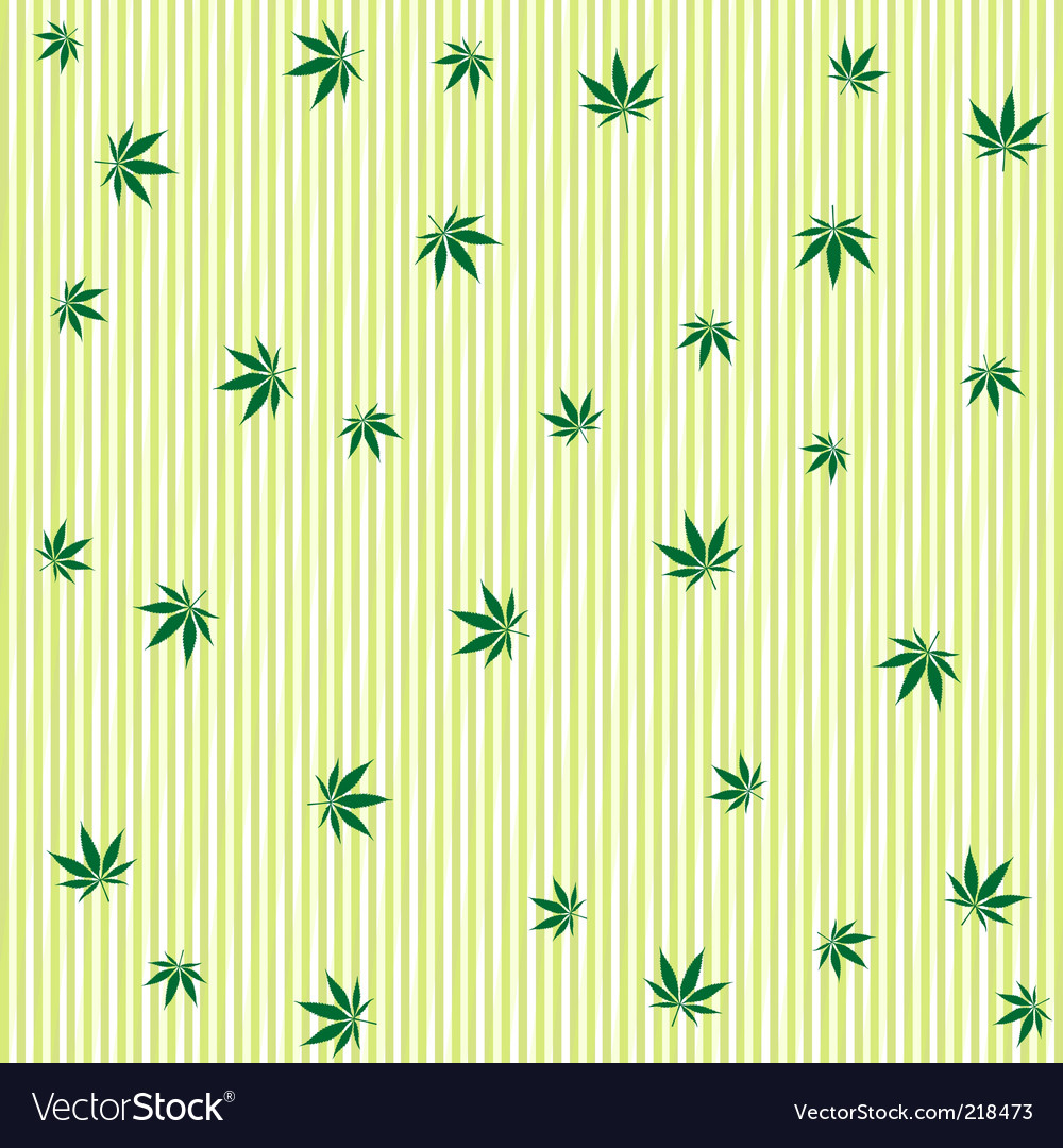 Cannabis wallpaper vector | Price: 1 Credit (USD $1)
