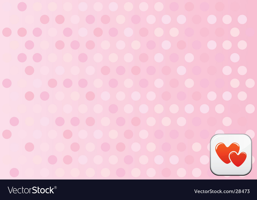 Love abstract background vector | Price: 1 Credit (USD $1)