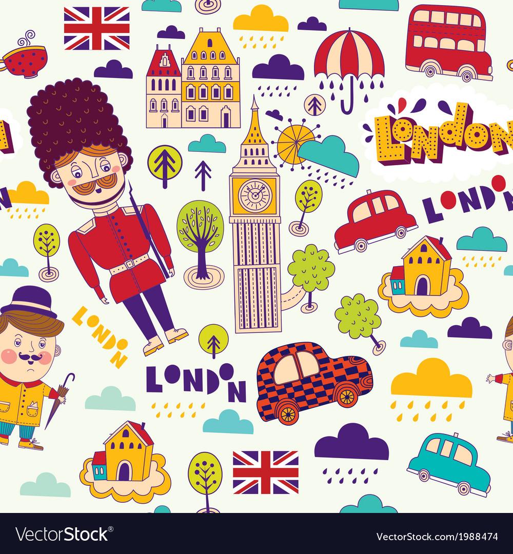 London travel elements vector   Price: 1 Credit (USD $1)