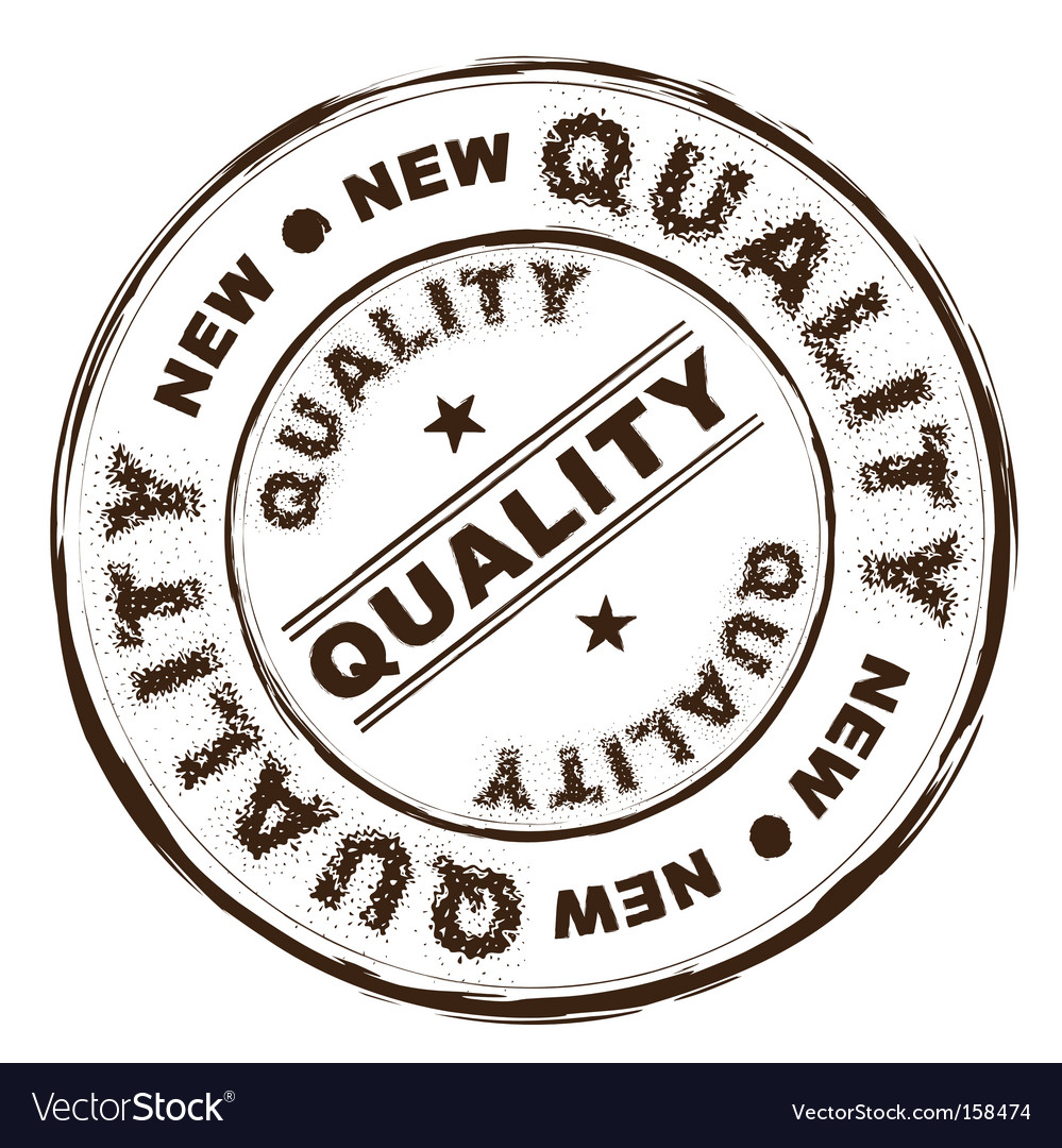 Quality ink rubber stamp vector | Price: 1 Credit (USD $1)