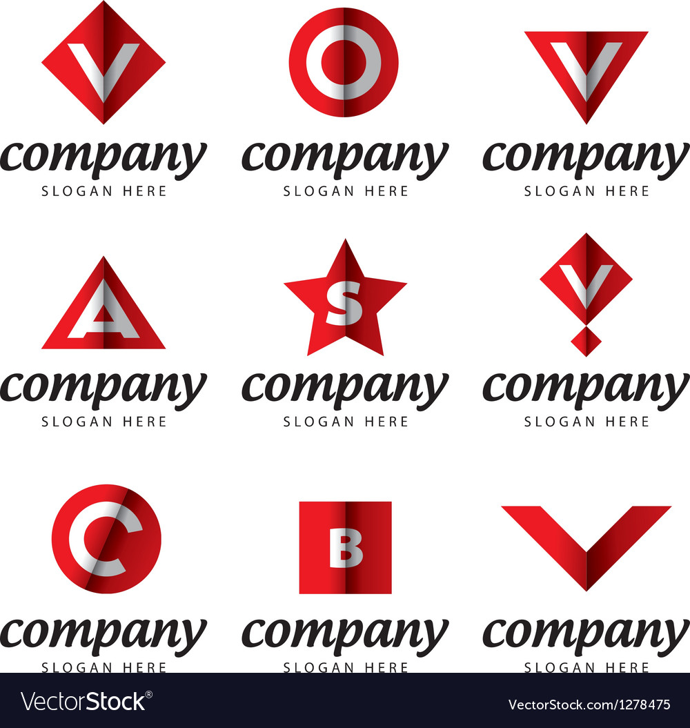 Star logo vector | Price: 1 Credit (USD $1)