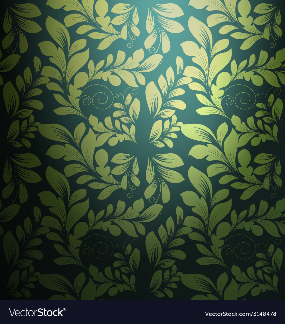 Floral pattern background vector   Price: 1 Credit (USD $1)