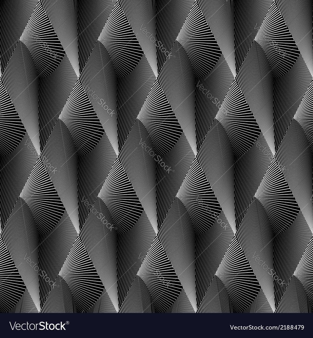 Design seamless diamond geometric pattern vector | Price: 1 Credit (USD $1)