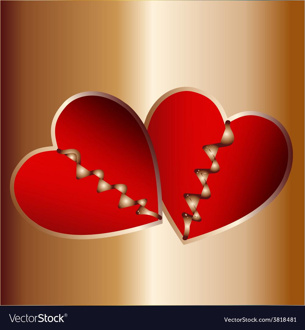 Happy valentines day 6 vector | Price: 1 Credit (USD $1)