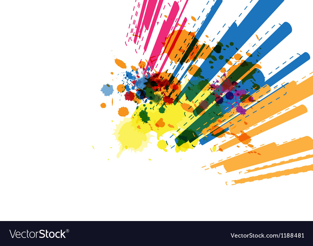 Line abstract background design vector | Price: 1 Credit (USD $1)