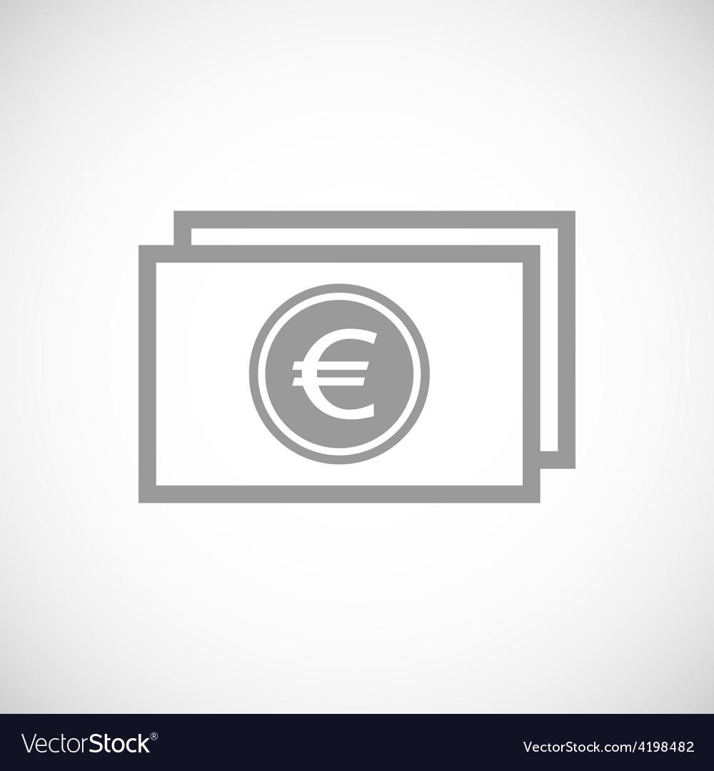 Buck black icon vector | Price: 1 Credit (USD $1)