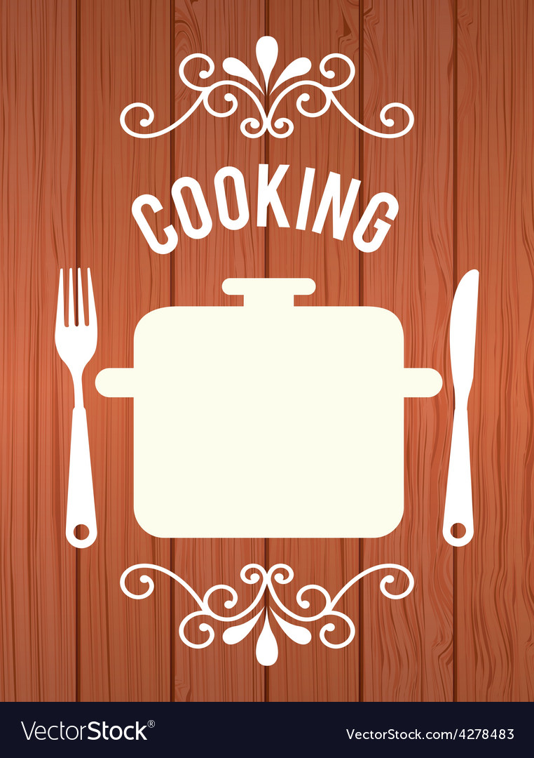 Cooking food vector | Price: 1 Credit (USD $1)