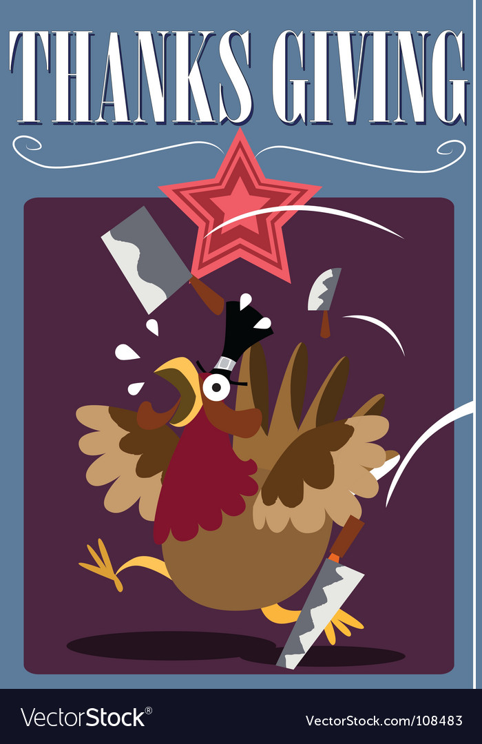 Turkey-kill vector | Price: 1 Credit (USD $1)