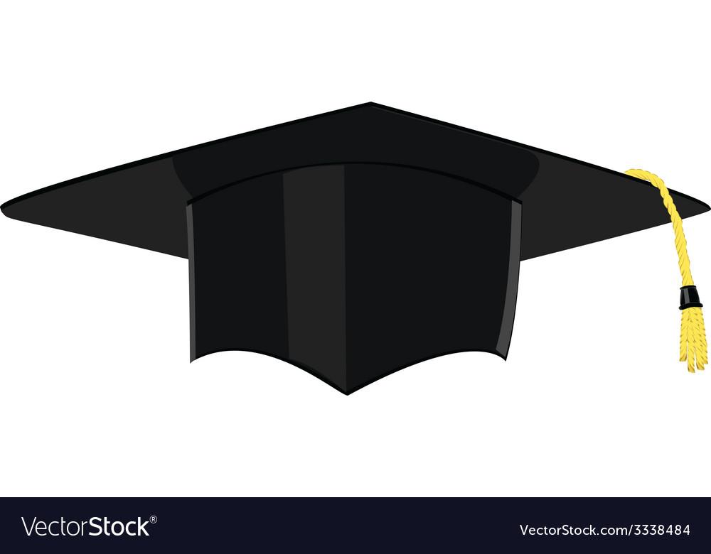 Graduation cap vector | Price: 1 Credit (USD $1)