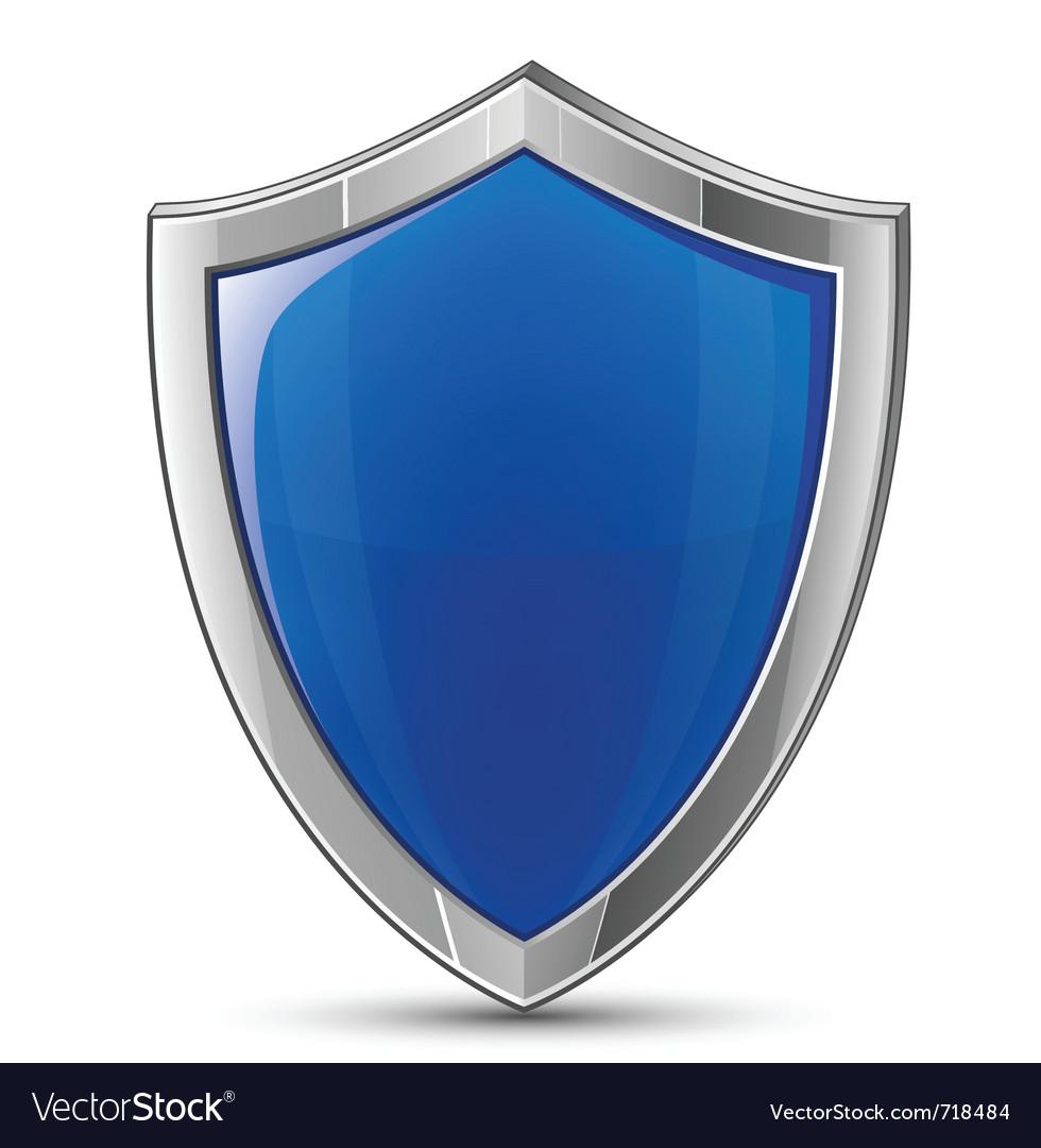 Shield symbol vector | Price: 1 Credit (USD $1)