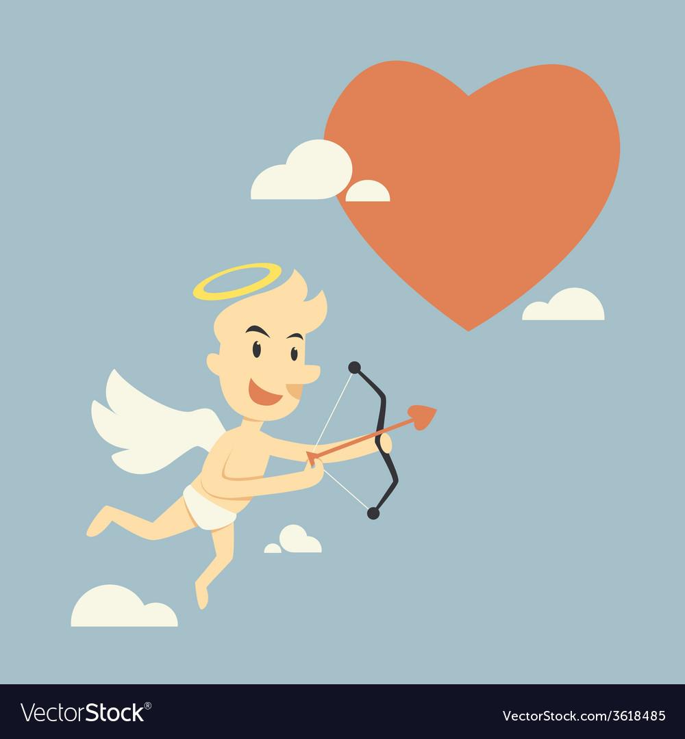 Cupid vector   Price: 1 Credit (USD $1)