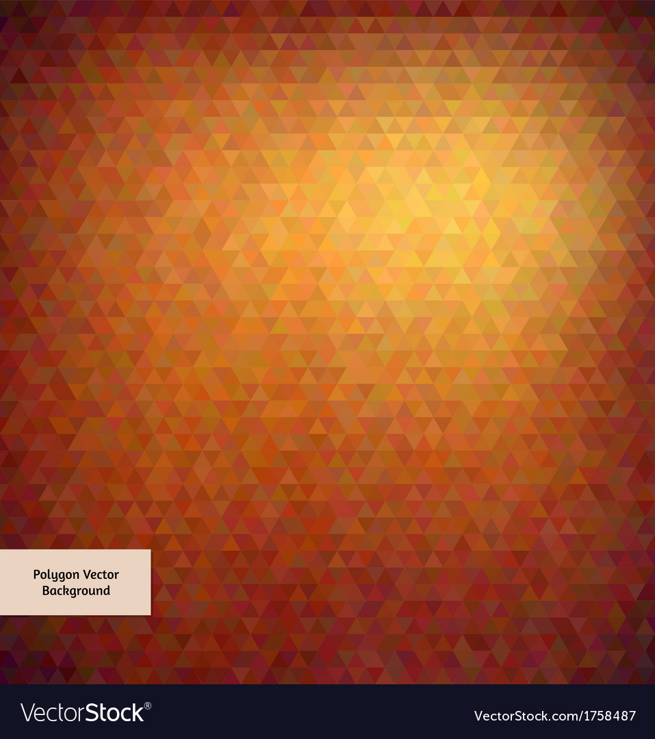 Abstract polygon style background vector | Price: 1 Credit (USD $1)