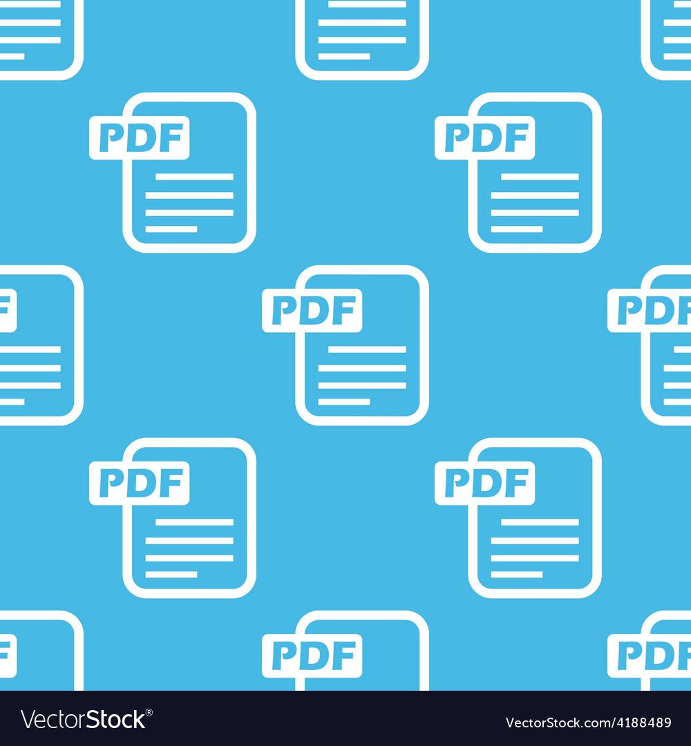 Pdf seamless pattern vector   Price: 1 Credit (USD $1)