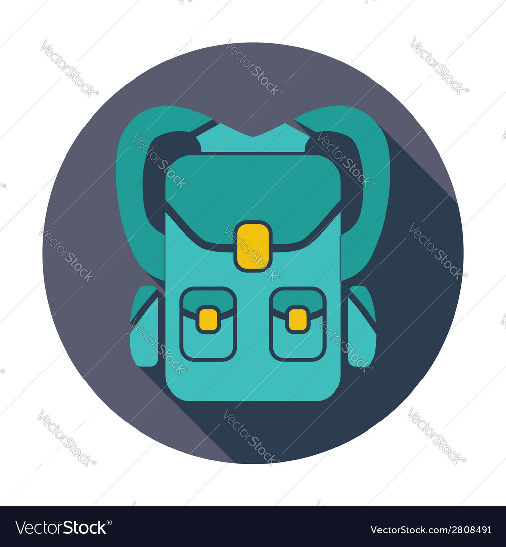 Rucksack vector | Price: 1 Credit (USD $1)