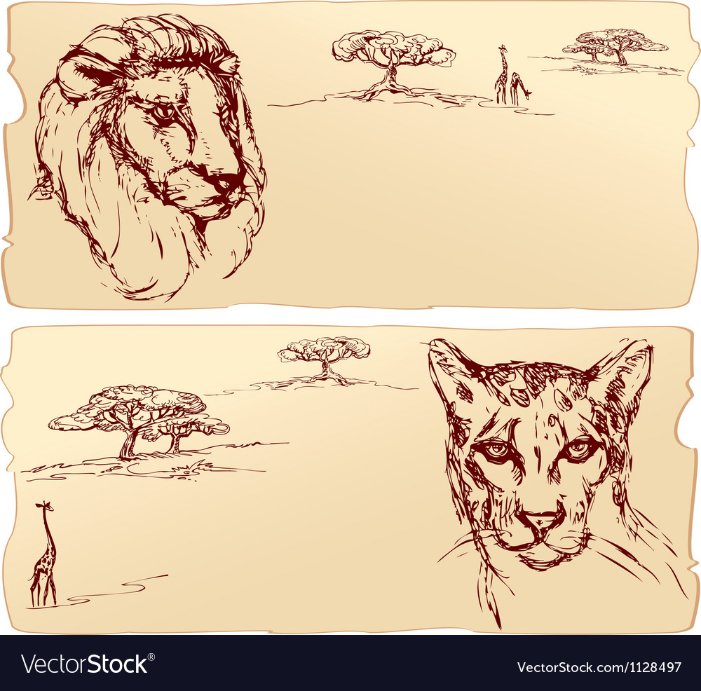 Animals2 380 vector | Price: 1 Credit (USD $1)
