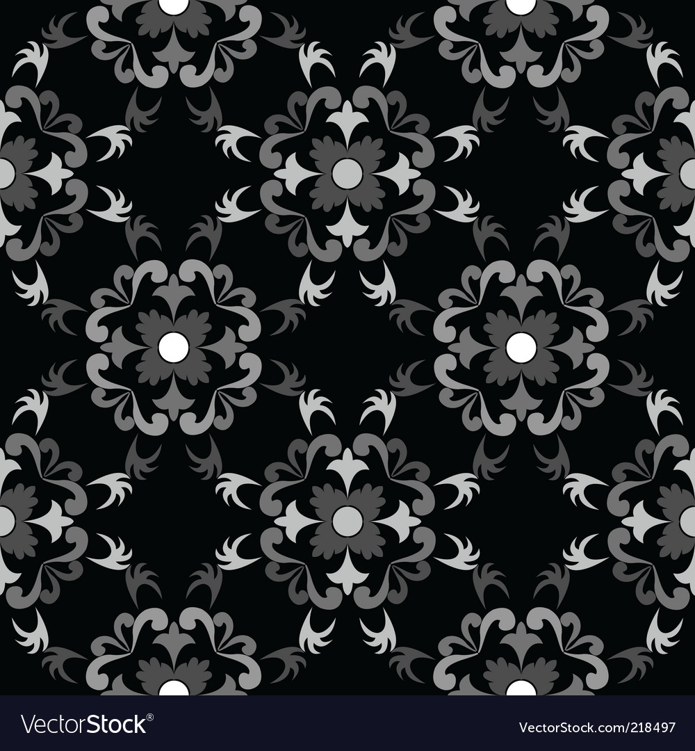 Seamless floral vector   Price: 1 Credit (USD $1)