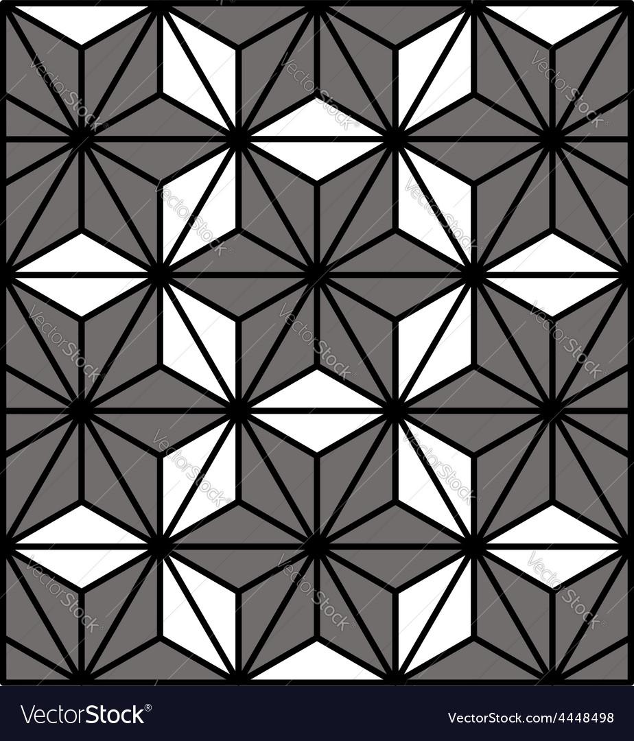 Pattern hexagon vector | Price: 1 Credit (USD $1)