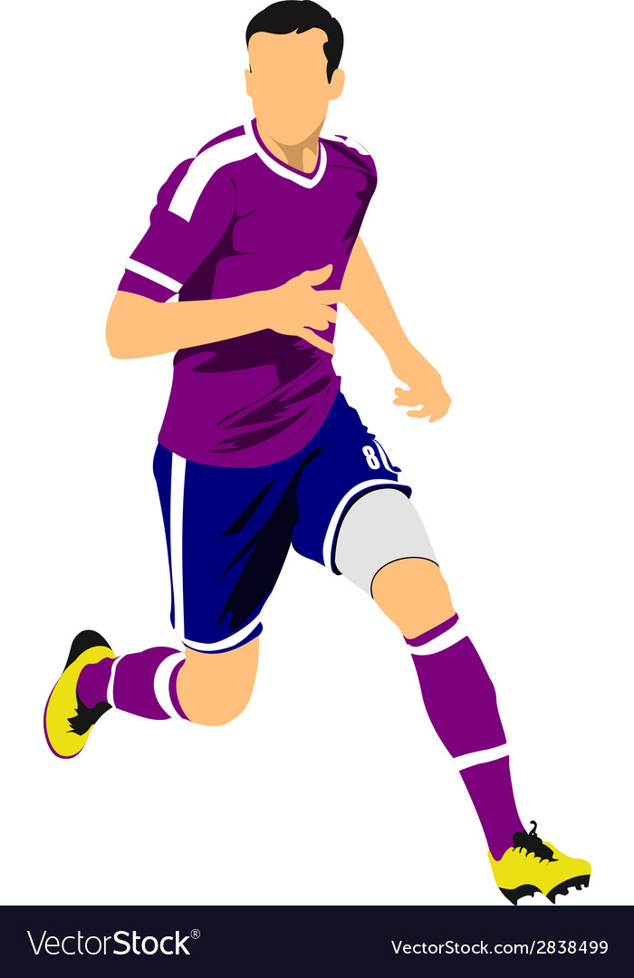 Al 1127 soccer 01 vector | Price: 1 Credit (USD $1)