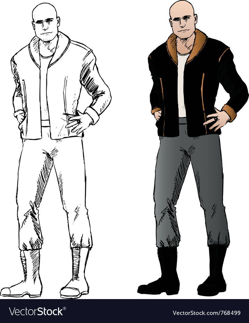 Bad guy comics vector   Price: 1 Credit (USD $1)