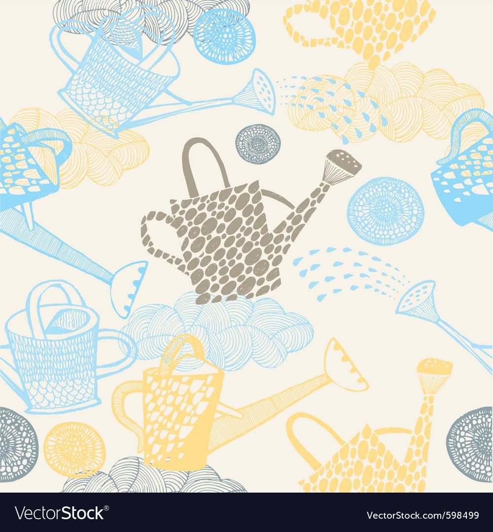 Scrapbook background sketches vector | Price: 1 Credit (USD $1)