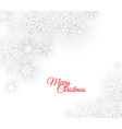 White abstract christmas background vector