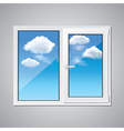 Object window sky vector
