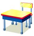 School table vector