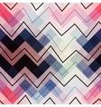 Geometric chevron pattern vector