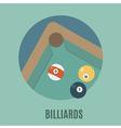 Billiards vector