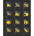 Icon set for web vector