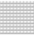Geometric seamless white texture for your design vector