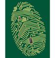 Circuit fingerprint vector