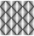Design seamless diamond trellised pattern vector