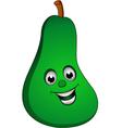 Avocado smile vector