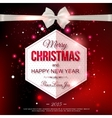 Happy new year 2015 typographical celebration vector
