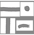 Set of holes vector