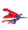 Superhero icon vector