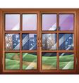 A window vector