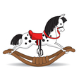 Toy horse vector
