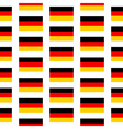 Germany flag seamless pattern vector